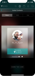Join me on Vero!